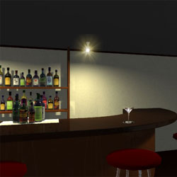 Bar - room escape game