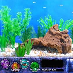 Флеш игры - Fish Tycoon