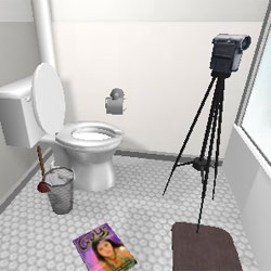 Shower Gel Game - Флеш игры