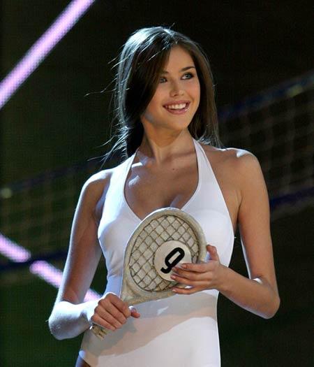 Мисс Россия 2005 Александра Ивановская
