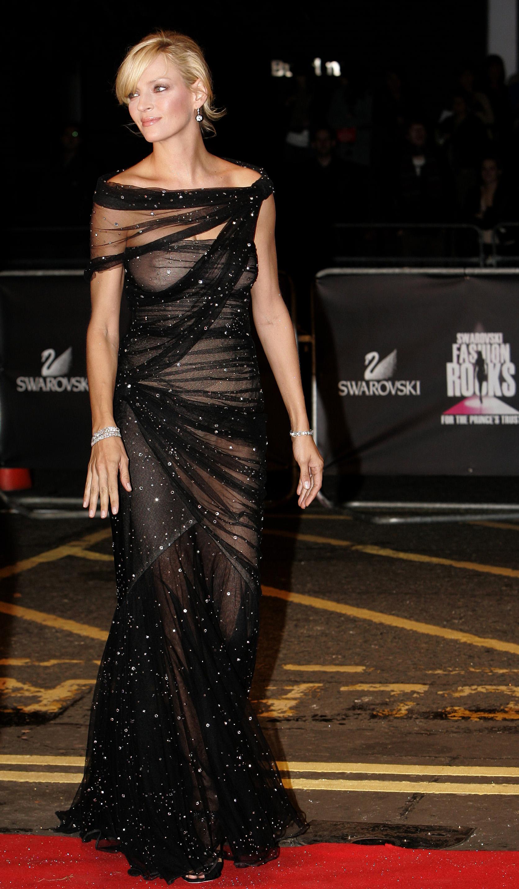 Фото актрис в прозрачных платьях 5 фотография