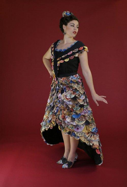 Эко-Мода из отходов своими руками